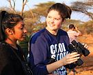 Neckita og Simone - Wildlife Reporters 2014