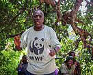 Landsbymøde facilteret af WWFs project  officer Ruvuma