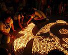 Earth Hour  - I den mørke time er der mange hyggelige ting at lave.