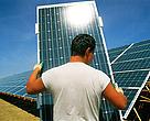 Solceller Vedvarende Energi Tyskland Solenergi Klima