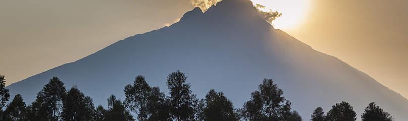 Virunga draw line træk grænsen / ©: © naturepl.com / Christophe Courteau / WWF