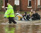 Oversvømmelser og ekstremt vejr vil blive hyppigere og hyppigere pga. klimaforandringerne, forudser FN.