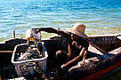 Afrika Østafrika Mozambique Fiskeri