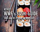 Gratis sushi på Green Sushi!
