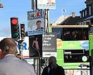 Københavns Kommune kræver WWF Verdensnaturfondens valgplakater i København City pillet ned.